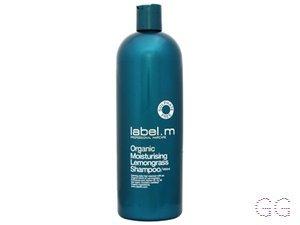 label.m Organic Moisturising Lemon Grass Shampoo