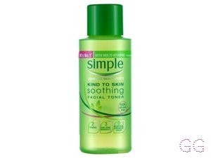 Simple Kind To Skin Soothing Toner