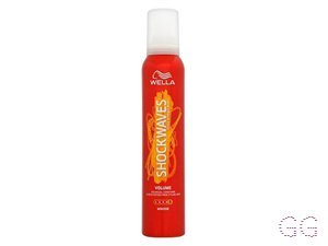 Shockwaves Ultra Strong Heat Defence Volumising Mousse