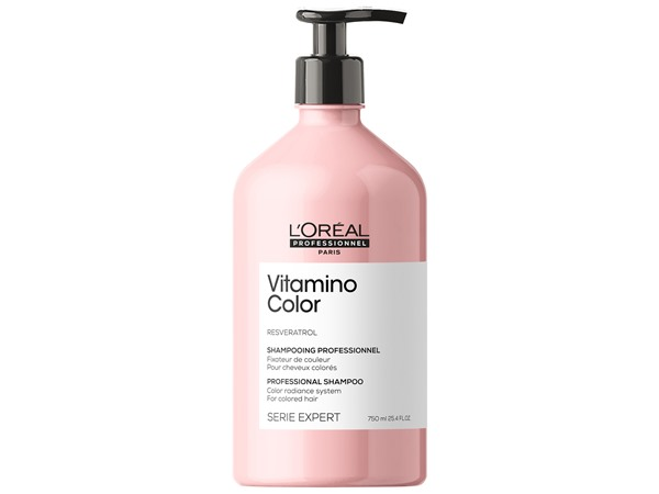 Serie Expert Vitamino Color A-OX Color Protecting Shampoo