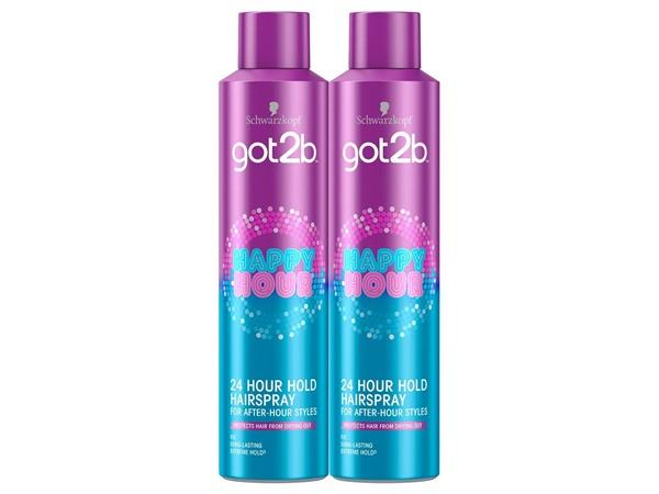 got2b Happy Hour 24 Hour Hairspray