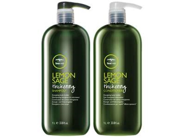 Paul Mitchell Tea Tree Thickening Shampoo and Conditioner