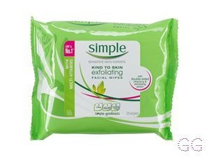 Exfoliating Cleansing Wipes