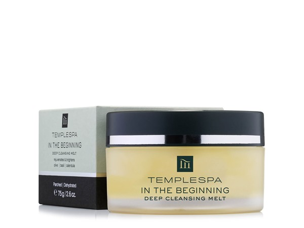 Temple Spa Deep Pore & Exfoliating Balm Cleanser - In The Beginning