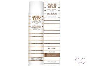 James Read Sleep Mask Tan Go Darker Body