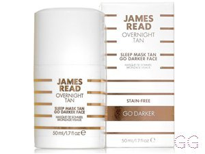 James Read Sleep Mask Tan Go Darker Face