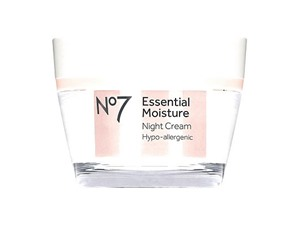 NO7 Essential Moisture Night Cream