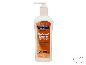 Cocoa Butter Natural Bronze Instant Tan