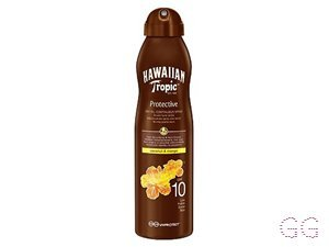 Hawaiian Tropic Protective Dry Oil Continuous Spray