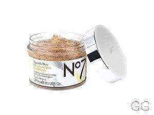 NO7 Beautiful Skin Gorgeous Glow Body Scrub