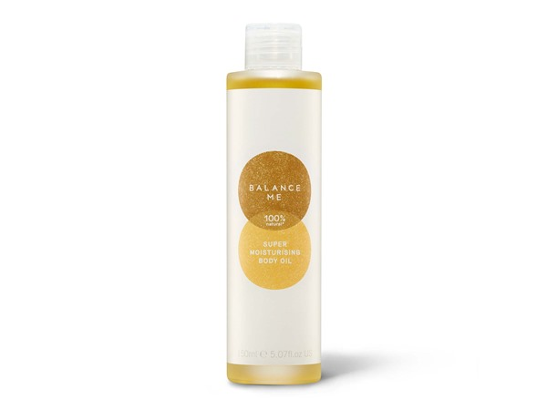 Super Moisturising Body Oil