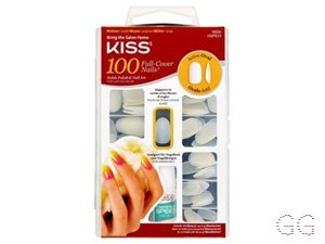 Kiss 100 Nail Active Oval
