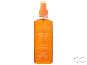 Self Tan Supertanning Dry Oil SPF 6