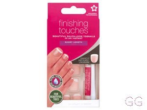 Superdrug Finishing Touches Toe Nails