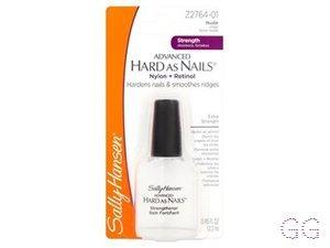 Hardasnails with Nylon Nude