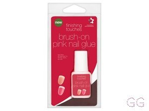 Superdrug Finishing Touches Brush On Nail Glue