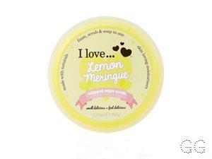 I love... I love… Lemon Meringue Whipped Sugar Scrub