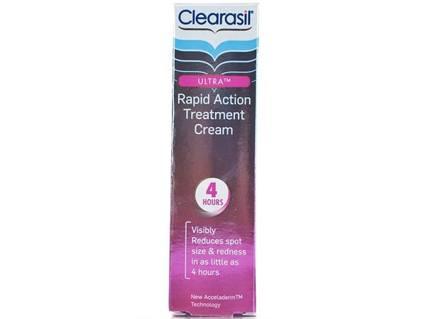 Ultra Rapid Action Treatment Cream