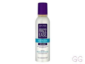 John Frieda Frizz-ease Curl Reviver Corrective Styling Mousse