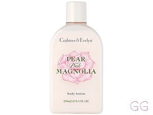 Crabtree & Evelyn Pear & Pink Magnolia Body Lotion