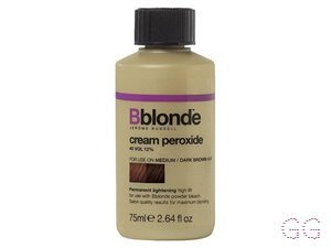Jerome Russell B Blonde Cream Peroxide for Medium to Dark Brown Hair