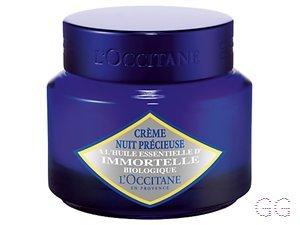 L'Occitane Immortelle Precious Night Cream