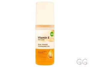 Vitamin E Dual Phase Cleansing Oil