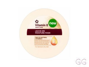 Vitamin E Leave On Mask