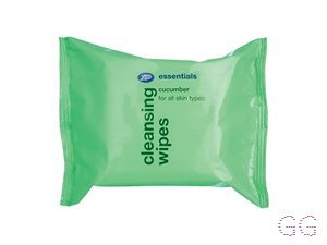 Boots Essentials Cucumber Wipes