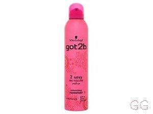 Got2b 2sexy Hairspray