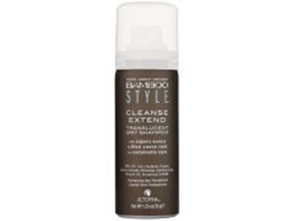 Bamboo Style Cleanse Extend Translucent Dry Shampoo