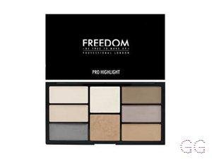 Freedom Makeup London Pro Highlight Palette