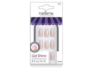 Nailene So Chic Gel Shine nails