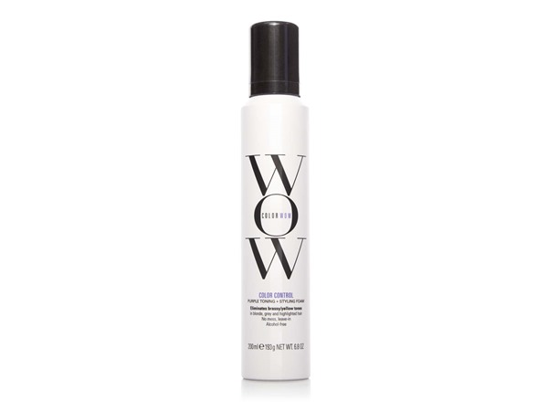 Color Wow Brass Banned Correct and Perfect Mousse