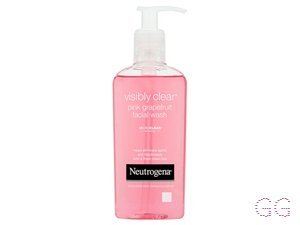 Visibly Clear Pink Grapefruit Facial Wash