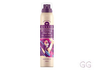 Aussie Festival Fresh Dry Shampoo