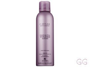 Caviar Anti-Aging Thick and Full Volume Mousse