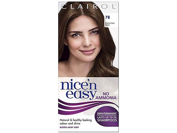 Nice 'n Easy No Ammonia Hair Dye