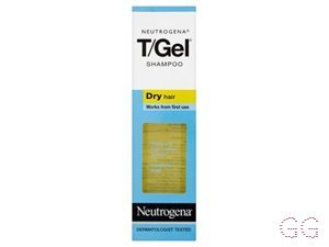 Neutrogena T Gel Dry Hair Shampoo