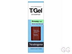 Neutrogena T Gel Greasy Hair Shampoo