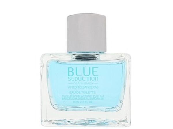 Antonio Banderas Blue Seduction for Women Eau de Toilette Spray