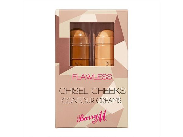 Chisel Cheeks Contour Creams