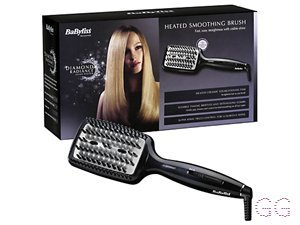 Diamond Heated Smoothing Brush