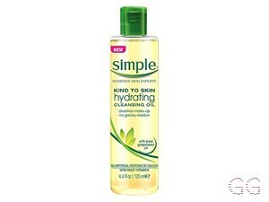 Simple Kind To Skin Hydrayting Cleansing Oil