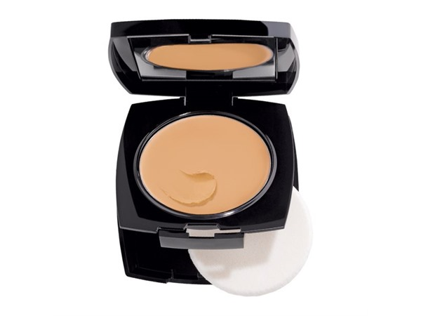 Avon True Mattifying Cream-To-Powder Foundation