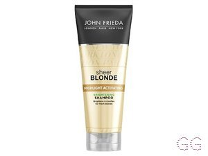 John Frieda Sheer Blonde Brightening Shampoo