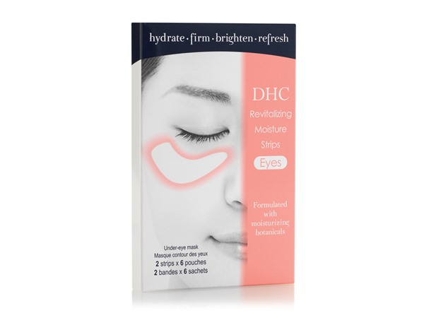 DHC Revitalizing Moist Eye Strips