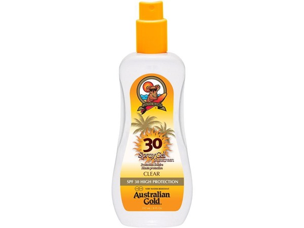 Australian Gold Spray Gels SPF10 Spray Bottle