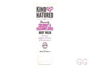 Kind Natured Heavenly Coconut & Passionflower Body Wash