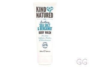 Kind Natured Soothing Sea Salt & Bergamot Body Wash